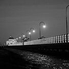 St Kilda Pier by Keith Midson