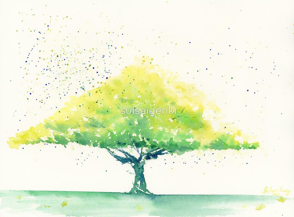 Summer in Green by suisaigenki
