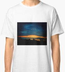 Sunset - into the blue (2015) Classic T-Shirt