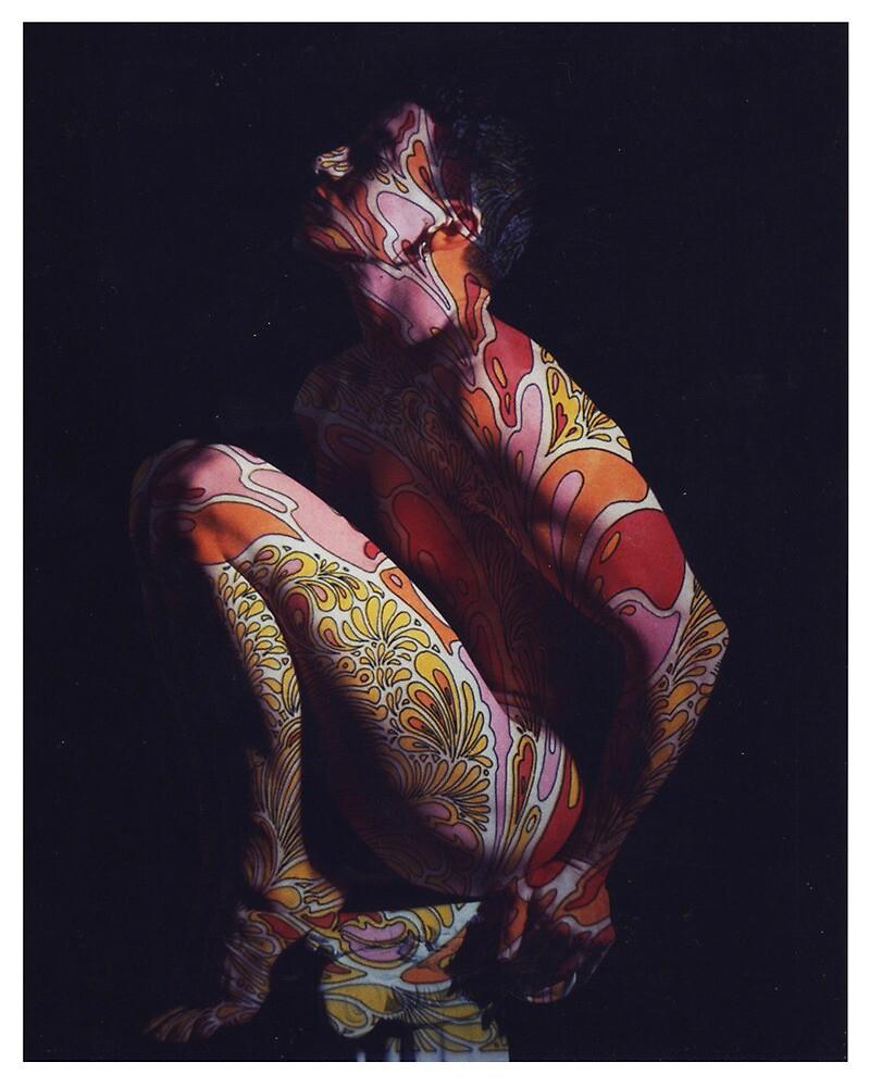 EROTIC PAISLEY by SAMUEL VETA
