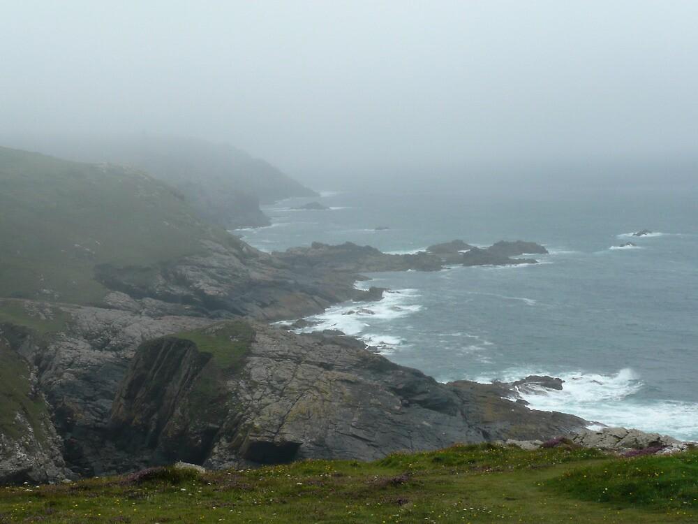 Pendeen Coastline 2 by John Stratford