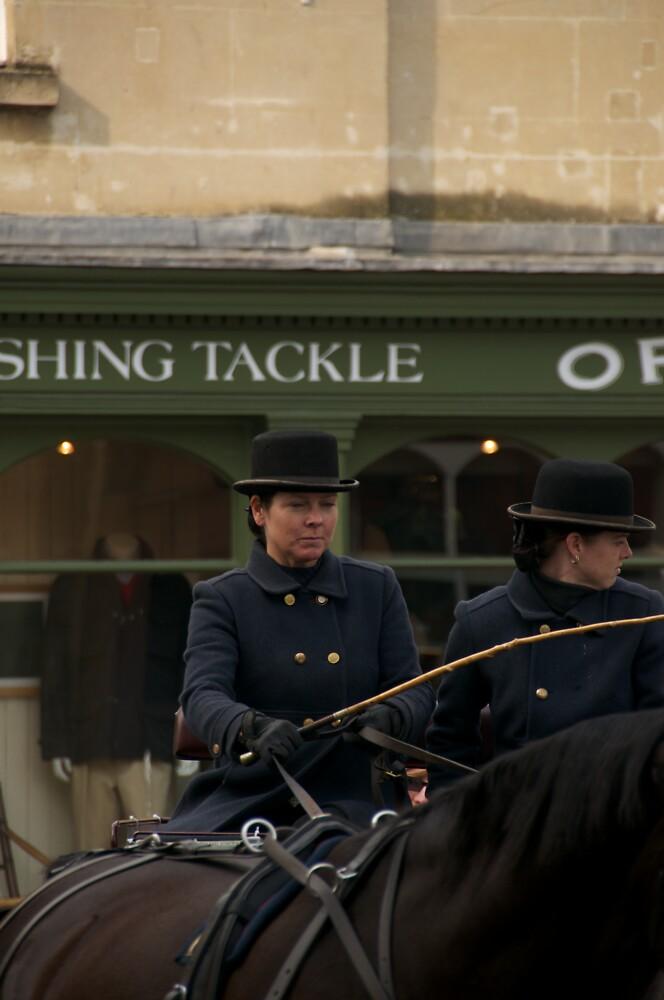 Horse ladies of Bath 3 by brilightning