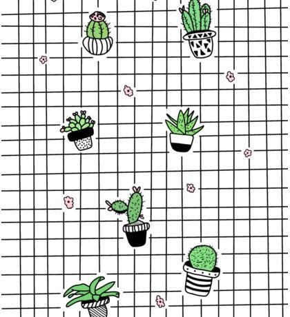 little plants Sticker