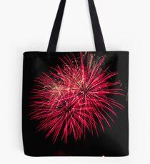 Firework - Pink Tote bag