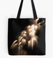 Firework - Light fall Tote bag