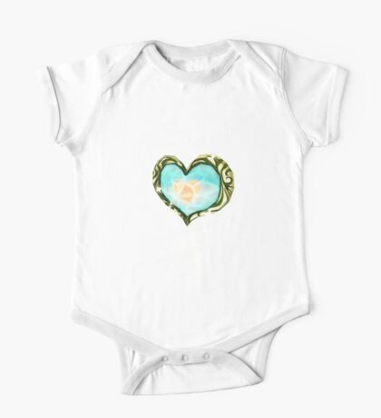 Heart Container Kids Clothes