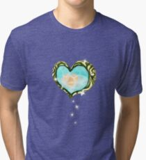 Heart Container Tri-blend T-Shirt
