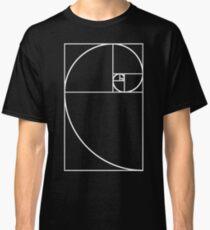 Golden Ratio - White  Classic T-Shirt