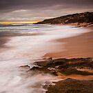 Gunnamatta Beach by Ian Stevenson