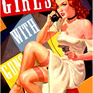 Gun Crazy Call Girl de sashakeen