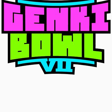 Genki Bowl VII by karabsky