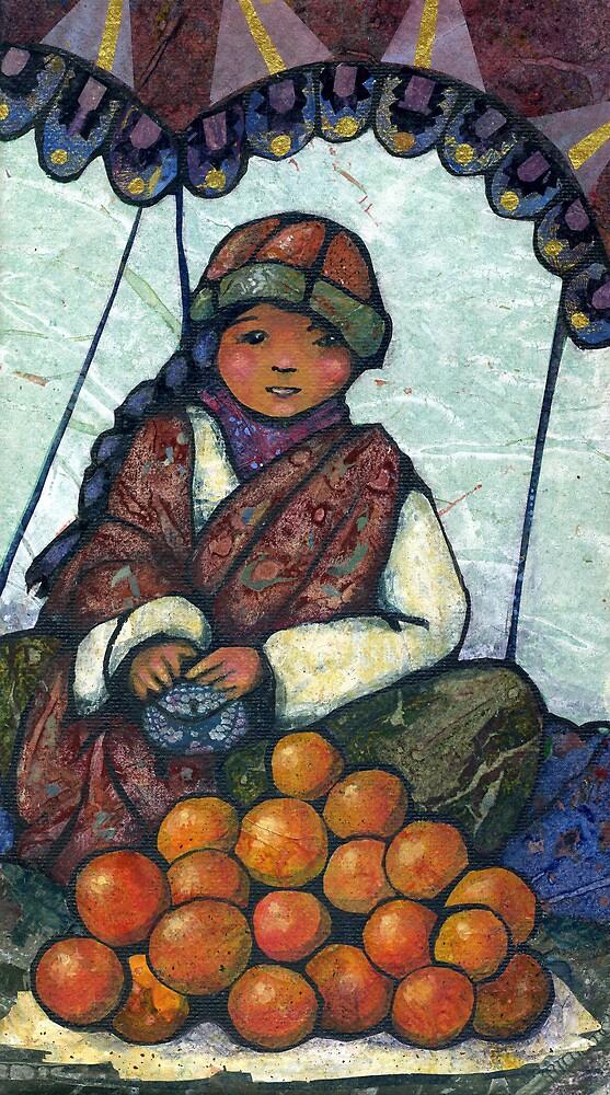 Market Girl by Barbara Nye