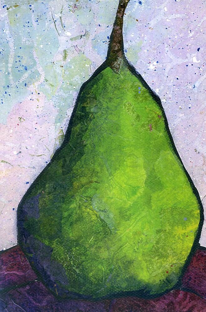 Royal Pear by Barbara Nye