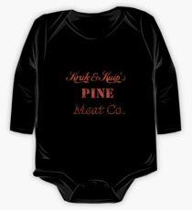 Kruk and Kuip's Pine Meat Company One Piece - Long Sleeve