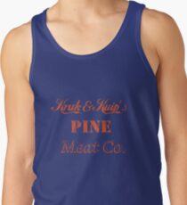 Kruk and Kuip's Pine Meat Company Tank Top