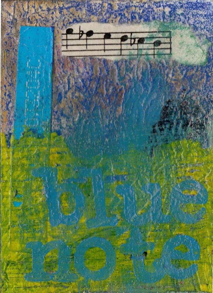 Blue Note by David Marks
