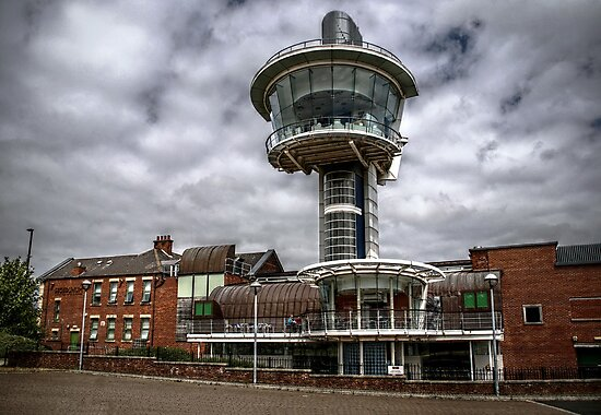 Segedunum Museum Wallsend by Andrew Pounder