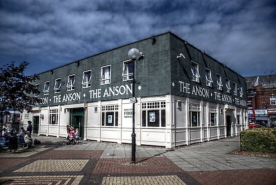 The Anson by Andrew Pounder
