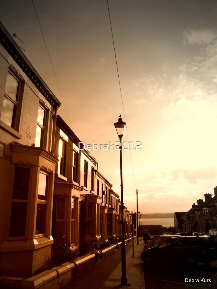 a street in Dingle Liverpool by Debrak2012