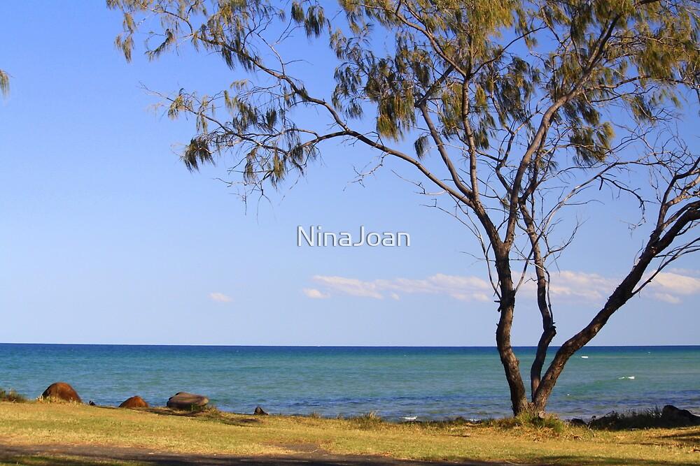 By The Ocean by NinaJoan