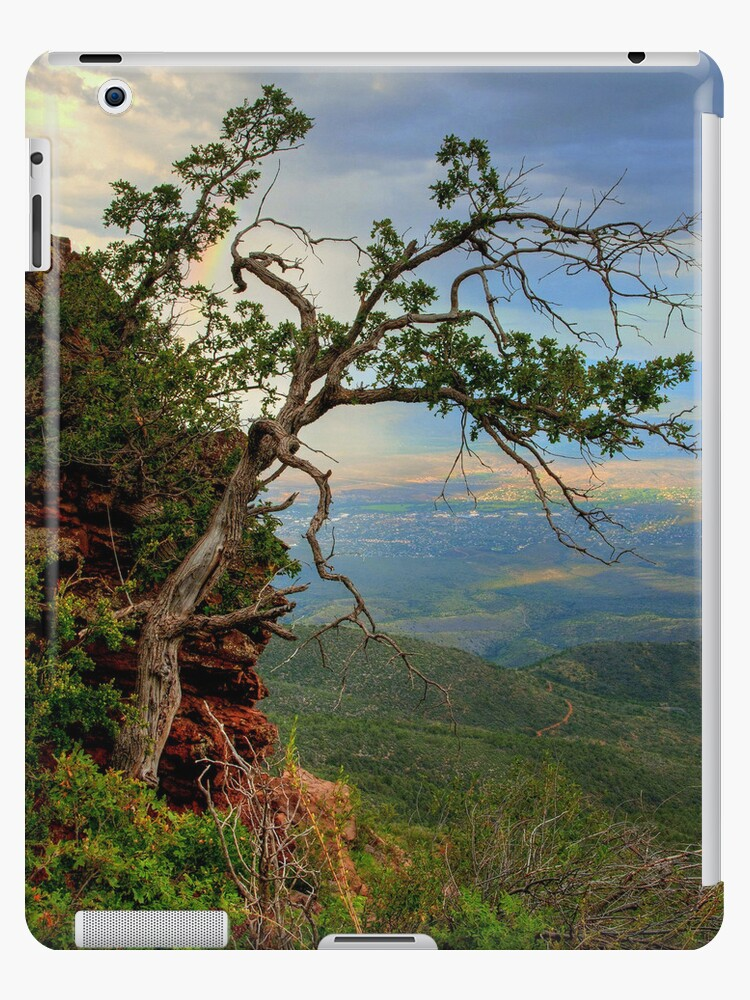 Over The Edge iPad Case by K D Graves Photography