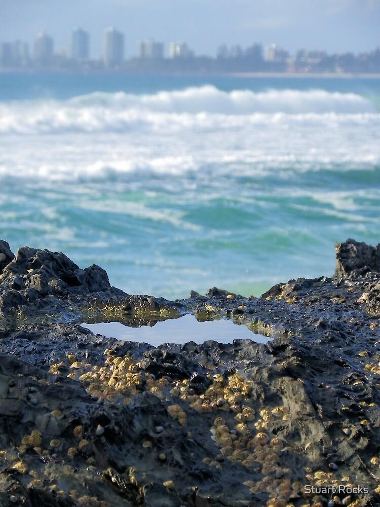 Seascape 4 by Stuart Rocks
