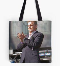 Eddie Izzard Tote Bag
