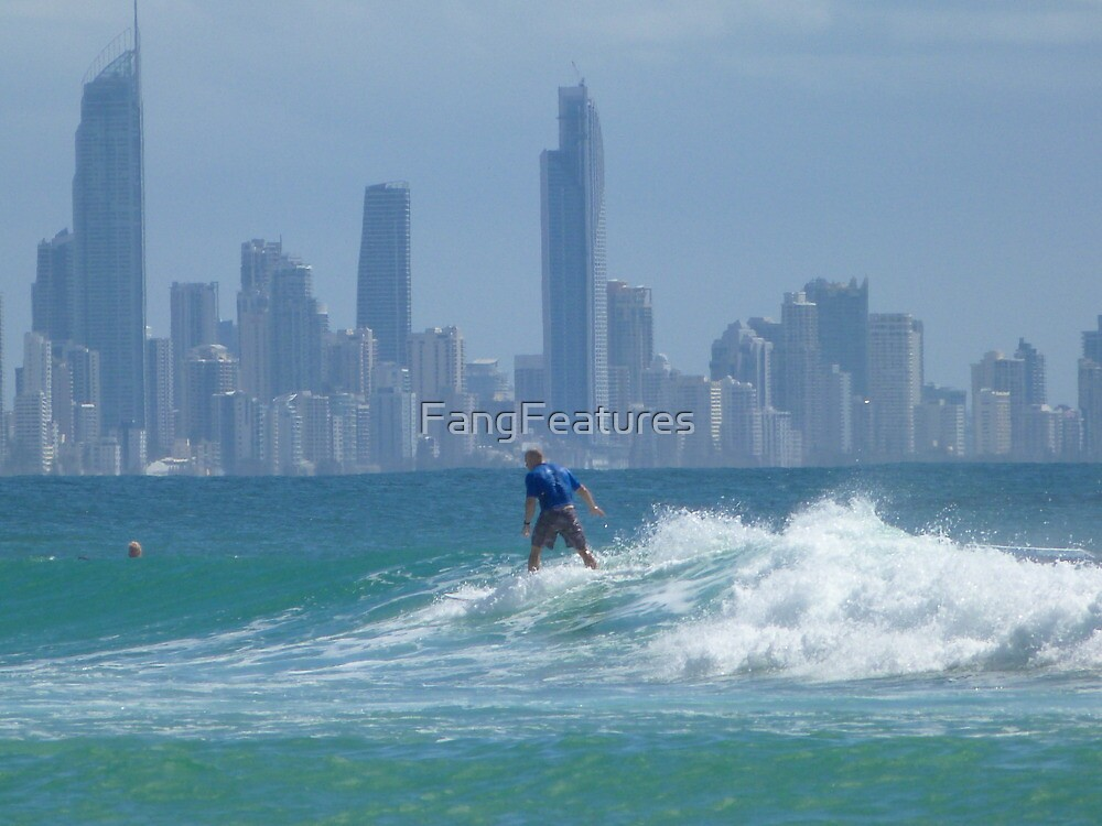 Surfn' the City by FangFeatures