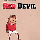 The Red Devil by Calum Margetts Illustration