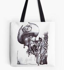 Pirate Zombie Tote bag
