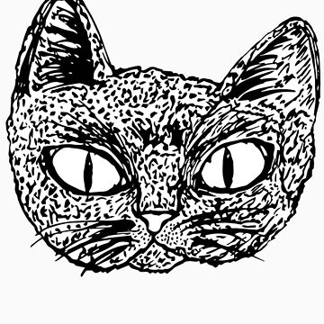 Ink Cat by matt0945
