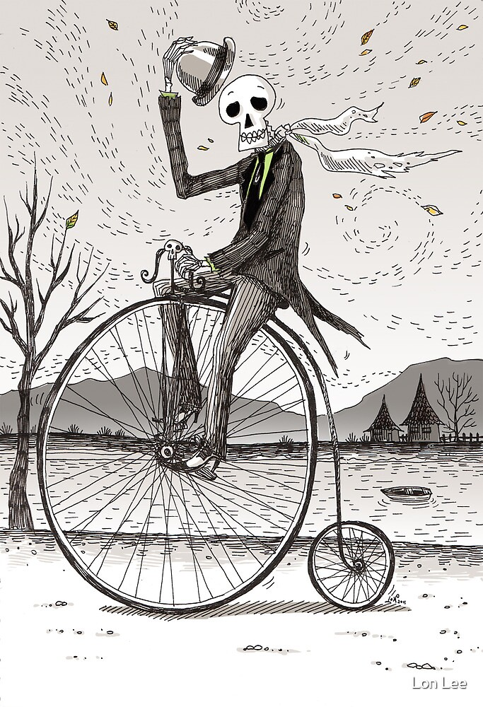 Bicycle by Lon Lee