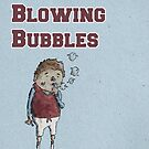 Forever Blowing Bubbles by Calum Margetts Illustration