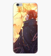 My Sun and Stars iPhone Case