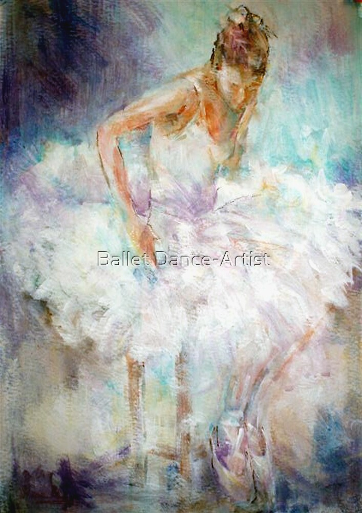 Dance Art Gallery 36 - Moment Alone by Ballet Dance-Artist