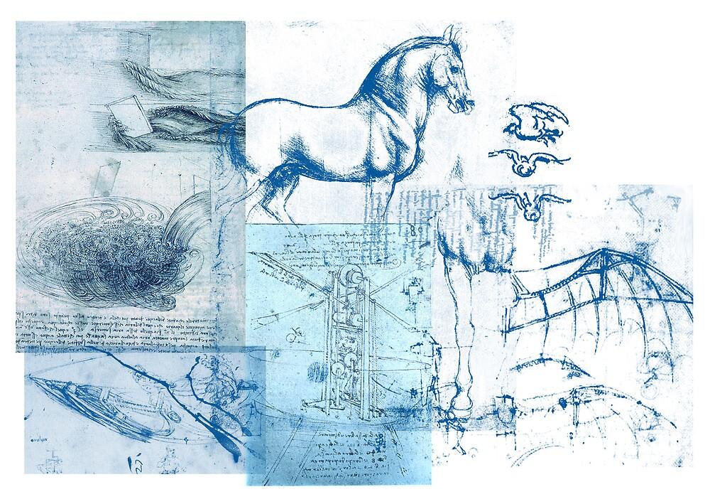 Transit (Blue) by skiedesign