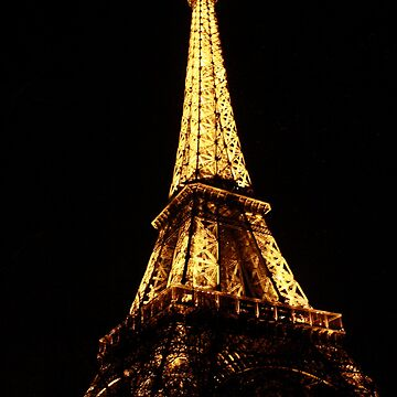 Eiffel Tower by HollieBumble