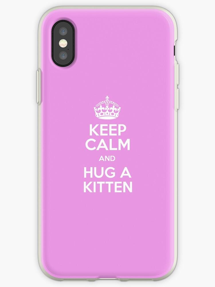 Hug A Kitten by RickyAlotaArt