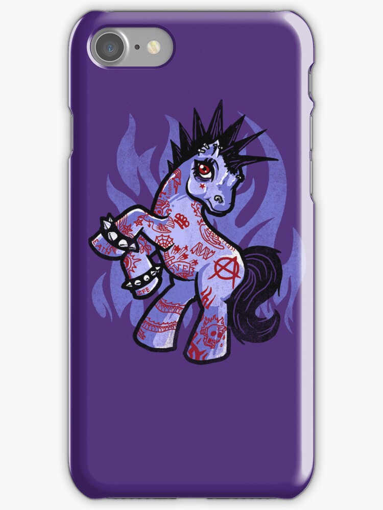 My Punkrock Pony by Jonah Block