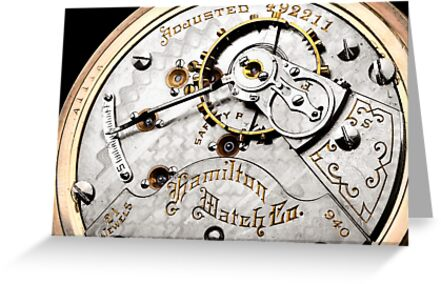 Hamilton 940 pocketwatch by Jim  Hughes