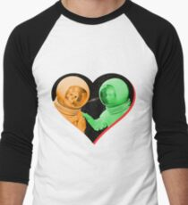 Love & Death Space Style T-Shirt