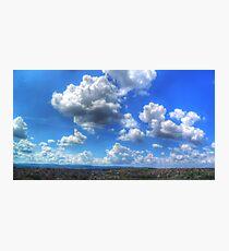 ©HCS To Much Clouds HDR Cumolonimbus Congestus Photographic Print