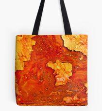 Orange Peel Tote Bag