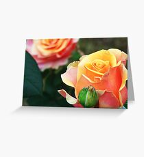 Peace and Beauty Greeting Card