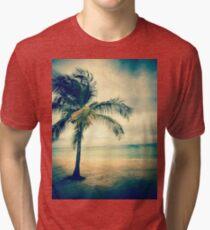 Palm Island Tri-blend T-Shirt