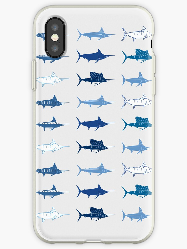 Royal Billfish Slam iPhone & iPod Cases by blackmarlinblog