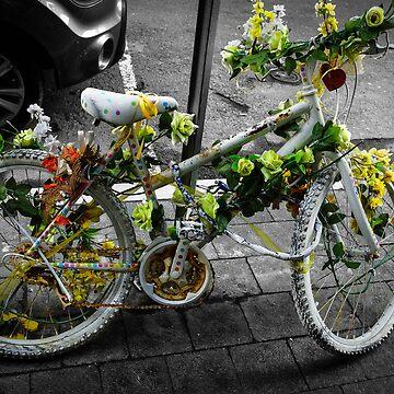Ghost Bike by eurodak