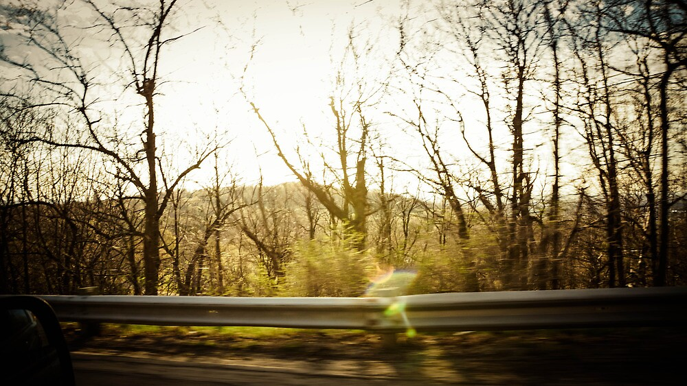 Highway Nostalgia  by eurodak