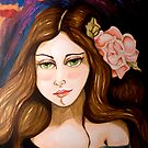 """""""Flower Girl"""" by CandaceOnline"""