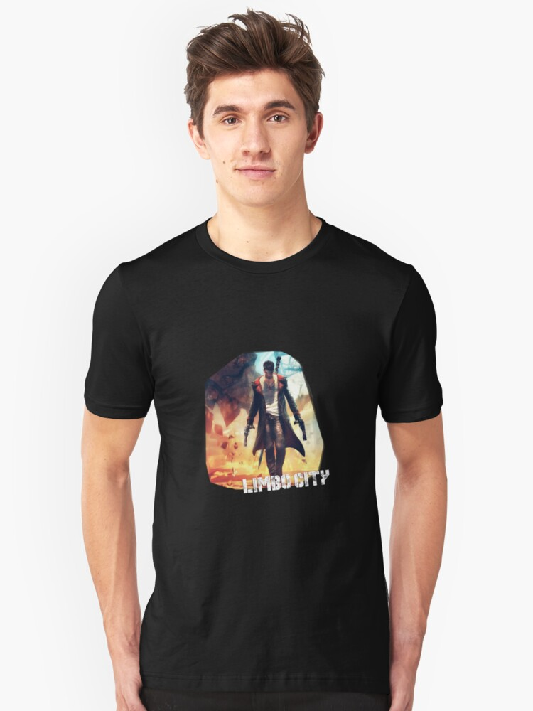 DmC Devil May Cry Unisex T-Shirt Front